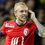 Lille Defender Simon Kjaer Delighted To Be Linked With AC Milan