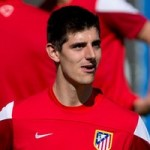 Thibaut Courtois Set To Play Against Chelsea