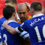 Tim Howard Convinced Everton Will Ignore Arsenal Pressure