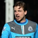AC Milan Preparing Bid For Newcastle Goalkeeper Tim Krul