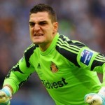 Ex-Arsenal Goalkeeper Vito Mannone Named Sunderland Player Of The Year