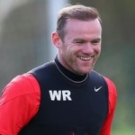 Man Utd Striker Wayne Rooney Ready For Everton Clash