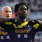 Everton Eyeing Wilfried Bony As Lukaku Replacement
