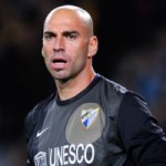 Barcelona Eyeing Willy Caballero As Emergency Goalkeeper Signing