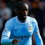 Man City Expecting Yaya Toure To Be Back Within A Fortnight