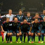 Champions League : Bayern Munich v Manchester United – Team Line Up