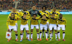 Colombia Squad