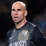 Man City To Beat Barcelona For Malaga Goalkeeper Willy Caballero