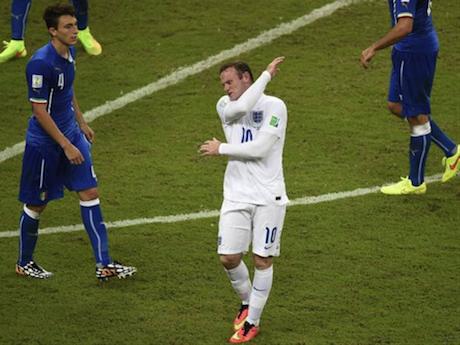 Rooney-England