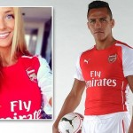 WAGS – Laia Grassi, Girlfriend Of Alexis Sanchez
