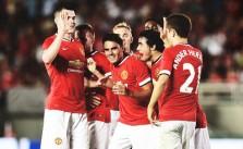 Manchester United 7-0 LA Galaxy