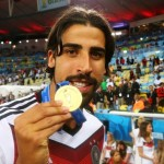 Arsenal Face Bayern Munich Competition For Sami Khedira