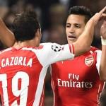 Arsenal 1-0 Besiktas - Match Report