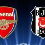 Arsenal v Besiktas