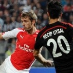 Arsenal v Besiktas - MATCH FACTS