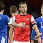 Everton v Arsenal - LINE UP