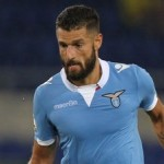 Arsenal, Liverpool Chasing Lazio Attacker Antonio Candreva