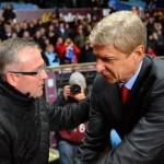 Aston Villa vs Arsenal - MANAGER QUOTES