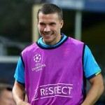 Lukas Podolski 12