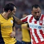 Olympiakos 3-2 Atletico Madrid - REPORT