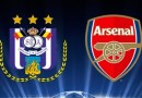 Anderlecht v Arsenal - TEAM NEWS