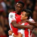 Arsenal 4-1 Galatasaray - RATINGS