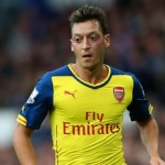 Arsenal Playmaker Ozil Engulfed In German Love Scandal