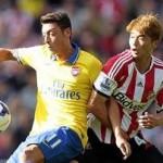 Sunderland v Arsenal - MATCH FACTS