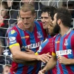 West Bromwich Albion 2-2 Crystal Palace - REPORT