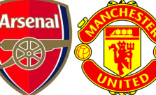 Arsenal v Manchester United -TEAM NEWS A