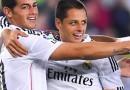 Javier Hernandez 16