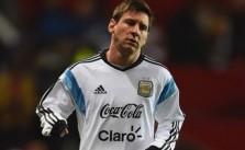 Lionel Messi 16