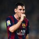 Lionel Messi 19
