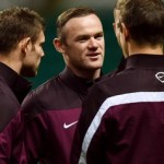 Man Utd's Rooney Expecting White-Hot Atmosphere Against Scotland