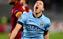 AS Roma 0-2 Manchester City - REPORT