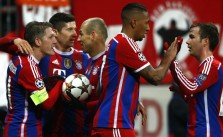 Bayern Munich 3-0 CSKA Moscow - REPORT