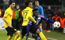 Borussia Dortmund 1-1 Anderlecht - REPORT