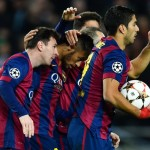 CHAMPIONS LEAGUE : FC Barcelona 3-1 PSG – REPORT