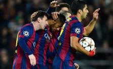 FC Barcelona 3-1 PSG - REPORT