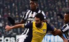 Juventus 1-1 Atletico Madrid - REPORT