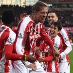 Stoke City 3-2 Arsenal - REPORT