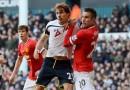 Tottenham 0-0 Manchester United - KEY EVENTS