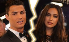 Cristiano Ronaldo Irina Shayk split