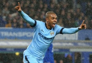 Everton 1-1 Manchester City - REPORT