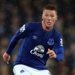 Tottenham To Rival Arsenal For Everton Midfielder James McCarthy