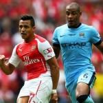 Manchester City v Arsenal - MATCH FACTS