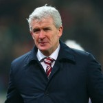 Mark Hughes Happy With Philipp Wollshcheid's Debut Against Arsenal
