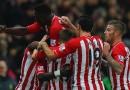 Southampton 2-0 Arsenal - KEY EVENTS