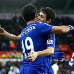 Swansea City 0-5 Chelsea - REPORT