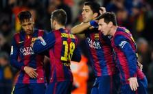 Barcelona 3-1 Villarreal - REPORT
